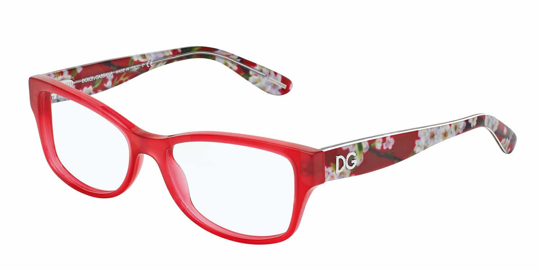 a06e4d585c Dolce   Gabbana DG3204 - Almond Flowers Eyeglasses