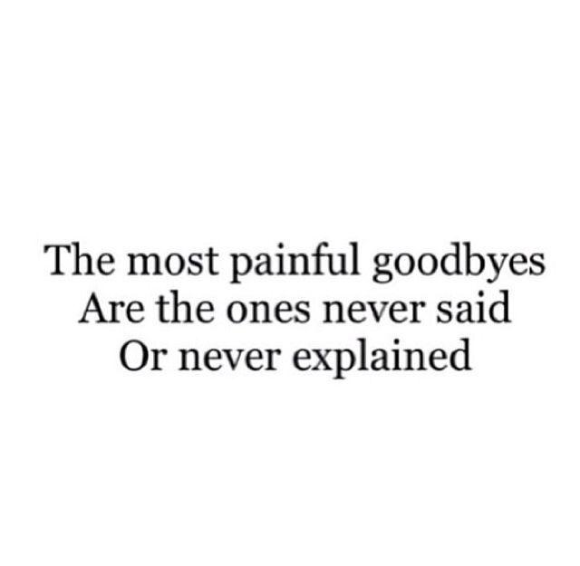 Heartbroken goodbye quotes