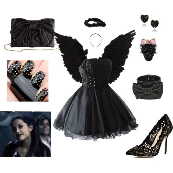Cute Halloween Costumes: Fallen Angel by loveariana-255 on ...