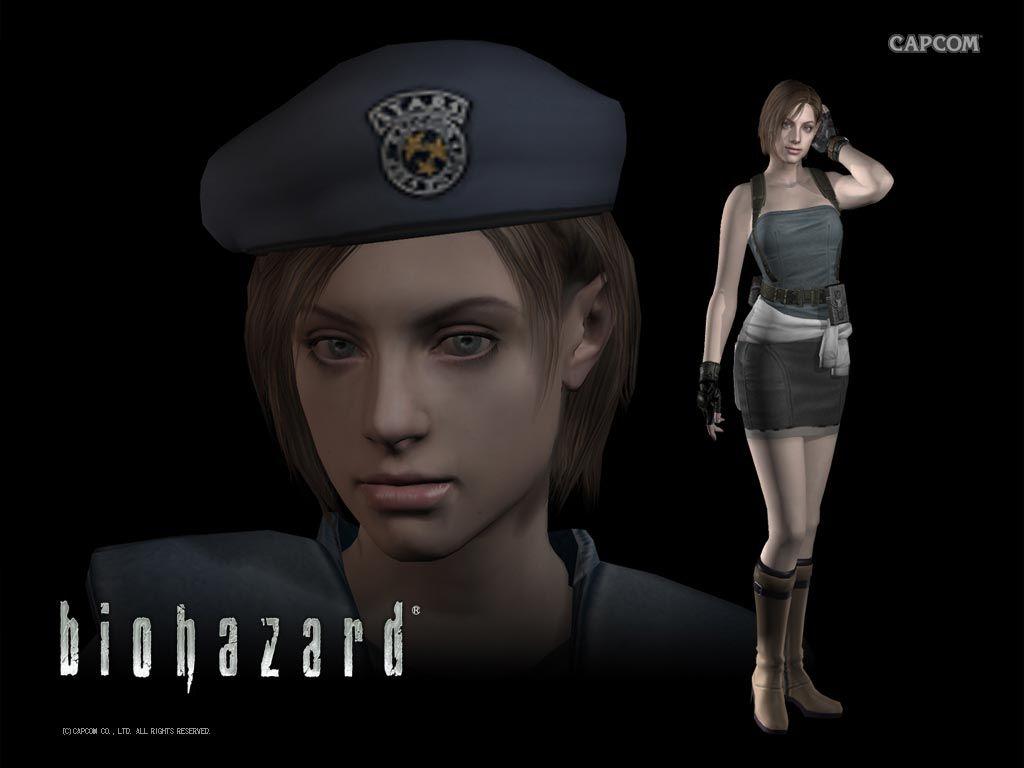 Resident Evil Jill Valentine Jill Valentine Resident