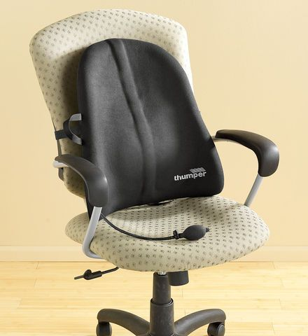 Active Back Support Kit Ergonomic Office Chair Office