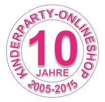 Kinderparty-Onlineshop.de - Spiele & Accessoires für die Mehrjungfrauenparty