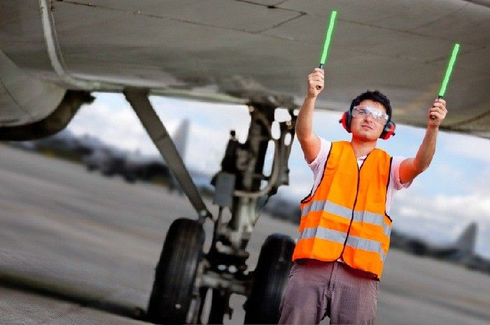 Ground Crew Airport Best Safety Equipment For