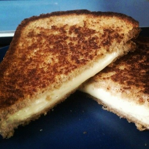 Happy National Grilled Cheese Day! Instagram from my phone.