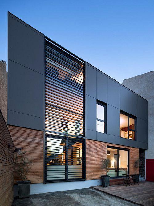 26+ Modern Small Commercial Building Facade Design ...
