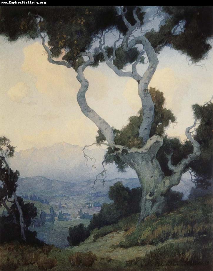 Marion Kavanaugh Wachtel Painting Landscape Art Landscape