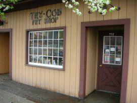 A http://drandreahayeck.com repin. A wonderful dentist in Linden serving many Cranford residentts.    Try-Cob Pet Shop