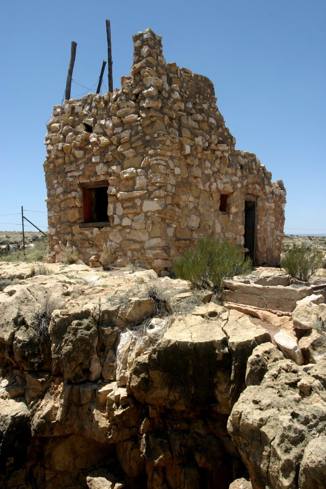 Diablo Canyon Ghost Town, Arizona