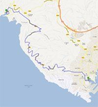 You MUST MUST MUST drive this route from Cassis to La Ciotat Route