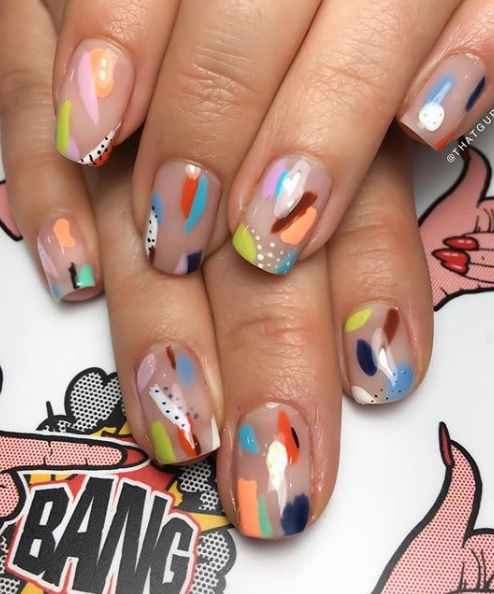 15 Ways to Wear Modern Art Masterpieces on Your Fingertips