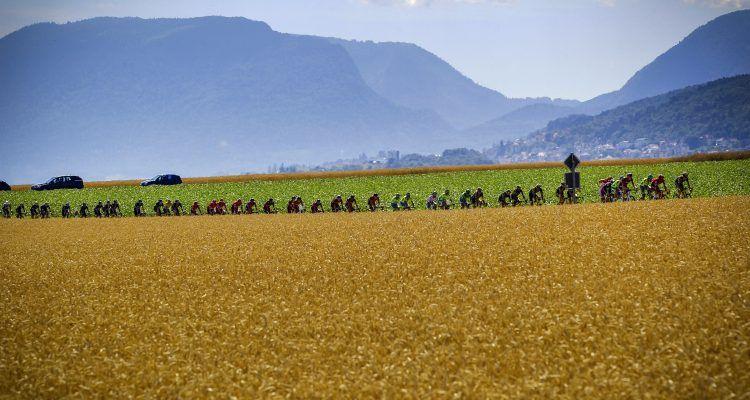 Tour de France 2016 - 103a Edizione - 16a tappa Moirans en Montagne - Berne 209 km - 18/07/2016 - Veduta - foto Jan De…