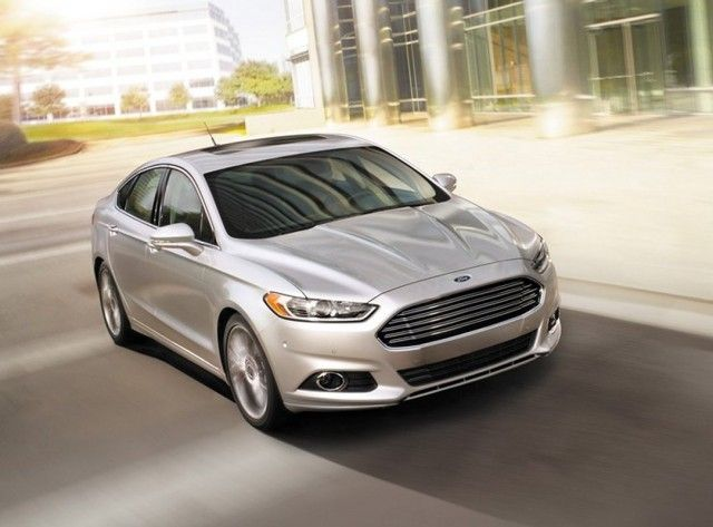 2014 Ford Fusion Review Ratings Specs Prices And Photos The
