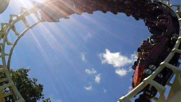 Fairytales All Around Efteling Theme Park Fairy Tales Roller Coaster