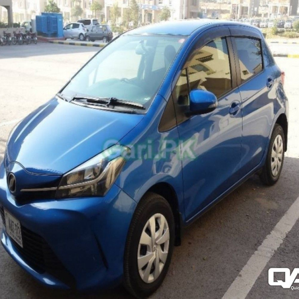 Pin by quicklyads .pk on Toyota Vitz Cars for Sale in