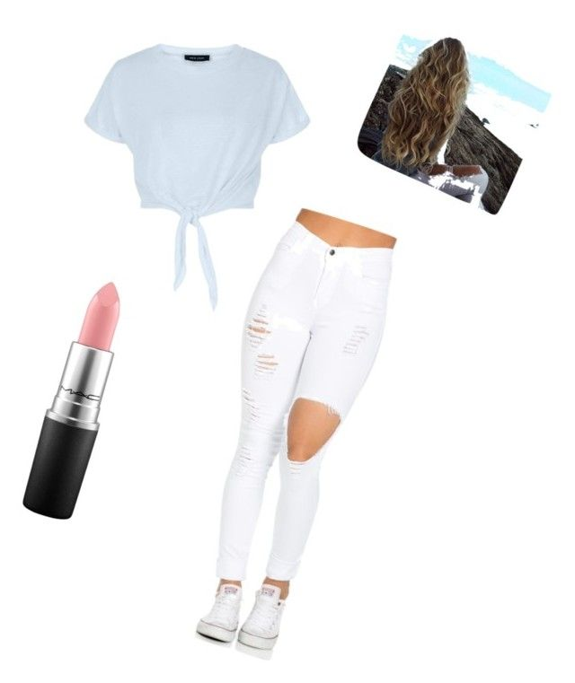 """To the mall#2"" by jaylynn-281 ❤ liked on Polyvore featuring New Look and MAC Cosmetics"