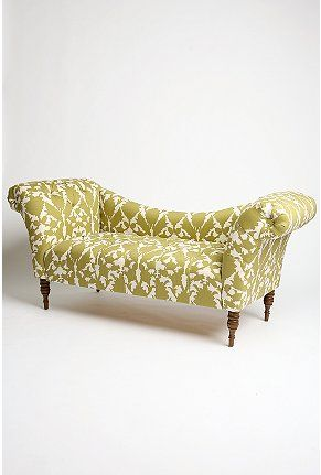 Antoinette Fainting Sofa by Kiwi