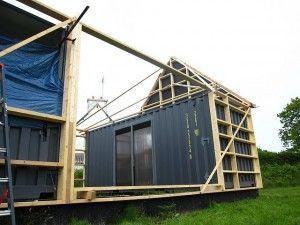 Maison Container Enconstruction Constructeur Maisonmaisons Conteneursarchitecture