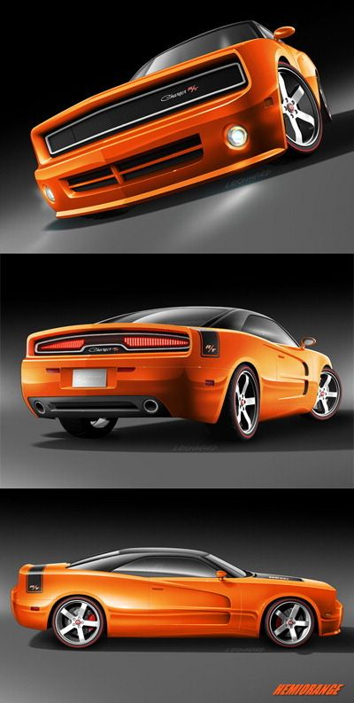 Why didn't this happen for the Dodge Charger? It actually looks like a new millennium muscle car... one day maybe? I hope!