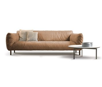 Sofa Wooden Frame Covered With Non Deformable Polyurethane Foam With Synthetic Lining Back And Seat Cushions Made Of Non Deformable Polyurethane Foam With Syn