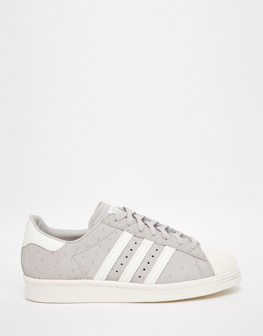 Adidas Originals Clear Granite Superstar
