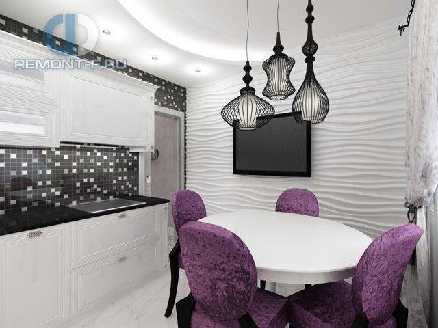 Дизайн кухни 10 кв. м. 30 фото. Новинки 2016-2017 - https ...