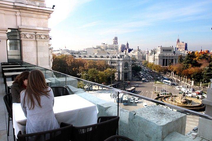 Palacio de Cibeles o cenar en un edificio con historia - Te Veo en MadridTe Veo en Madrid   Blog con recomendaciones para salir en Madrid – Restaurantes, Moda, Ambientes con Encanto & Mucho Más …