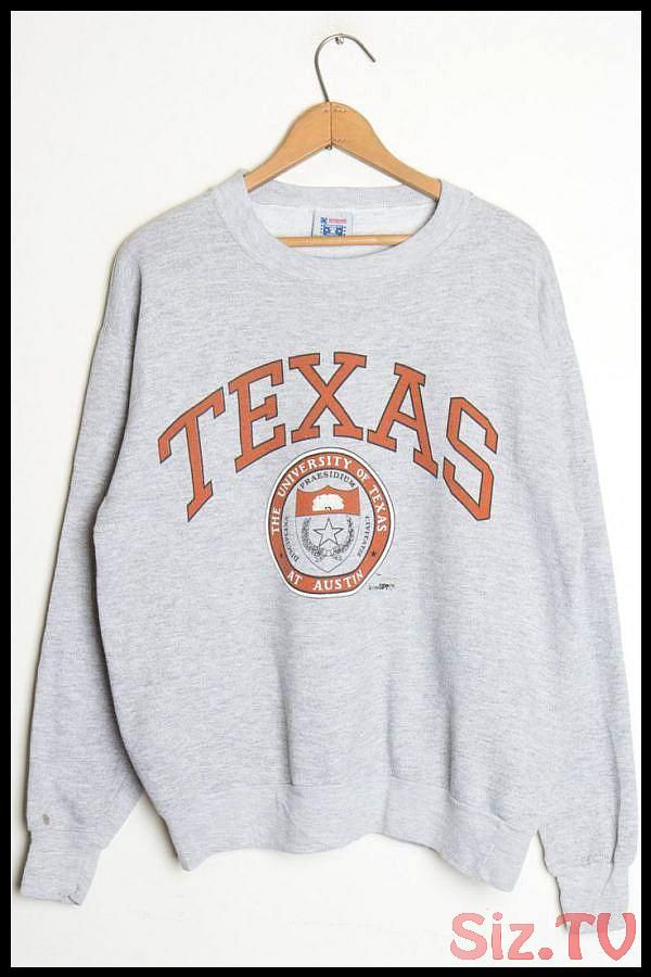 TEXAS University The Texas At Austin Sweatshirt from stereotipes This sweatshirt is Made To Order one by one printed so we can control the qualitTEXAS University The Texa...