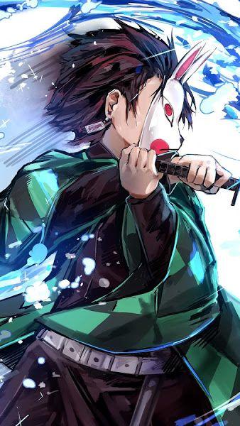 Tanjirou Kamado Kimetsu No Yaiba 4k 3840x2160 Wallpaper Anime Demon Slayer Demon Anime hd wallpapers for iphone 6