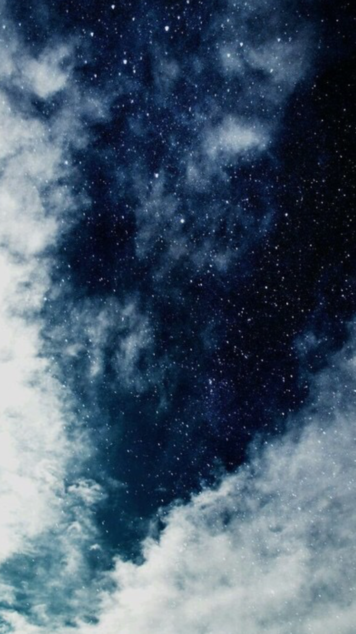 lockscreen Tumblr Sky, Blue aesthetic, Ravenclaw aesthetic
