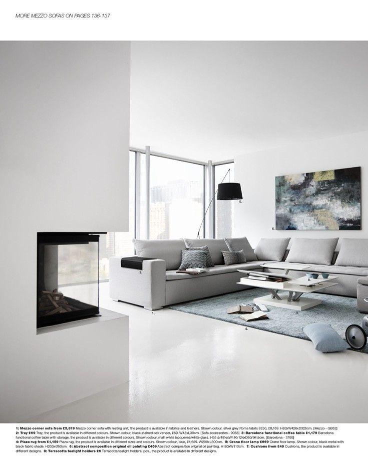 Urban Design Meubels.Boconcept Urban Design Sofas Boconcept Moderne Meubels En