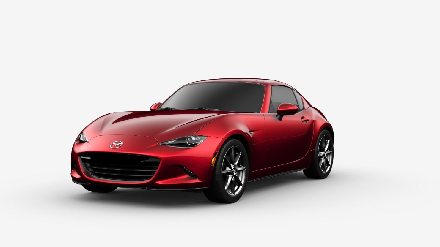 2017 Mazda MX5 Miata RF Hard Top Convertible Mazda USA