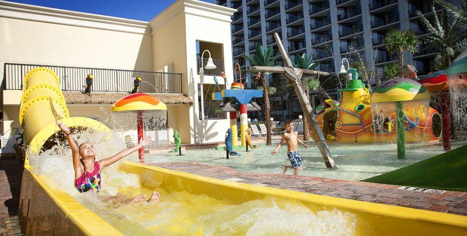 Myrtle Beach Oceanfront Resort Official Site Sea Crest
