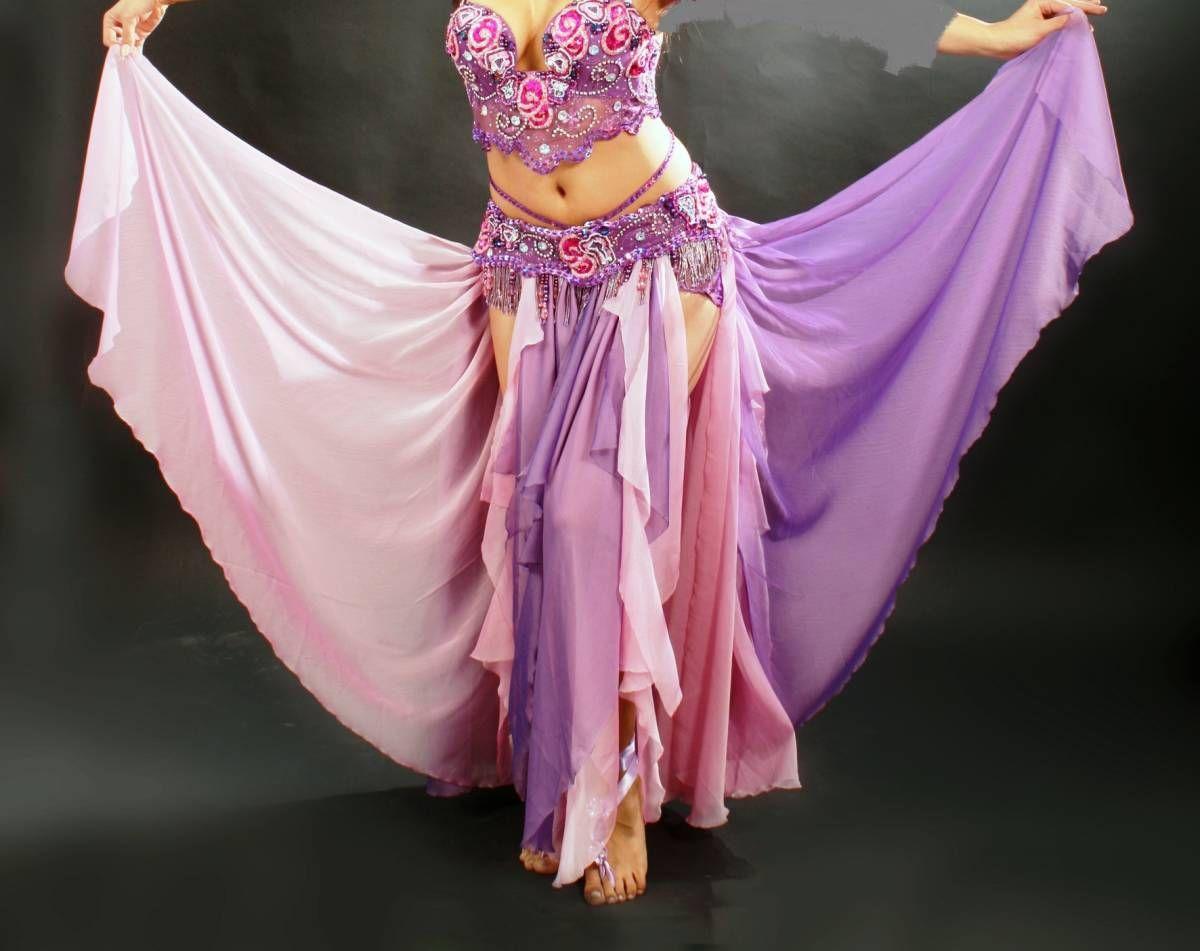 6df4d68fb6 Figurino roupa de Dança do Ventre de Luxo - 16576004