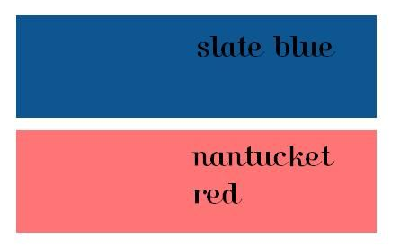 Nantucket Red Paint Google Search