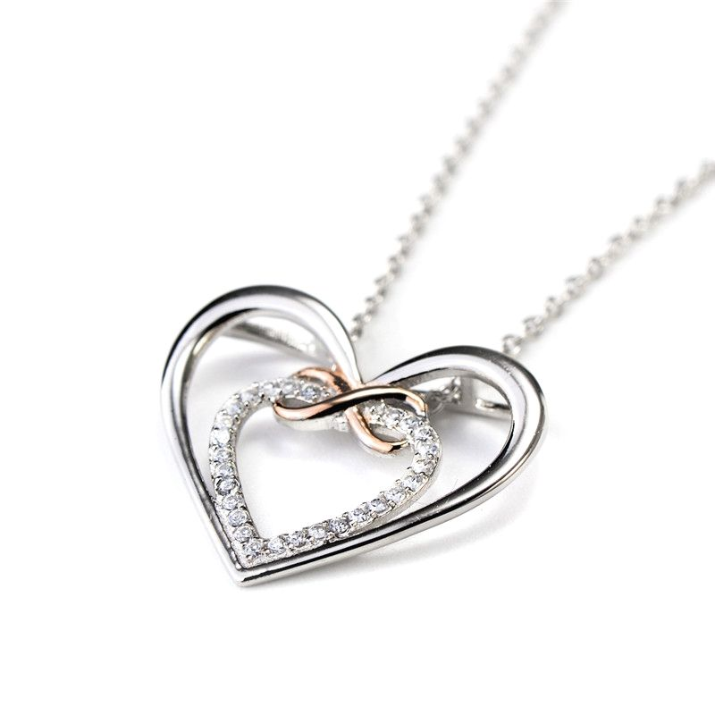 confirmation communion gifts silver necklaces beautiful necklace with for infinity gold girls sterling gift cross first