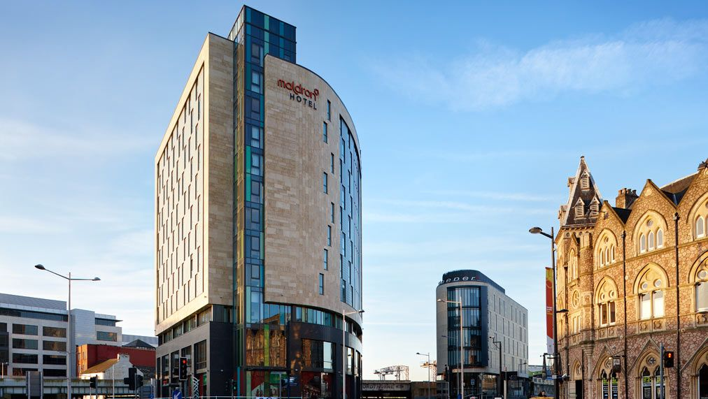 Maldron Hotel Cardiff Rated Certified Breeam Very Good