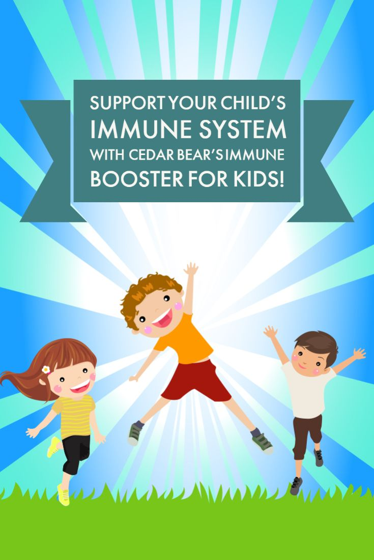 Immune blast off for kids immunity booster kids health