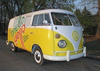 Swell Mello Yello Promo 1966 Bench Seat Vw Bus For Sale Cars I Evergreenethics Interior Chair Design Evergreenethicsorg