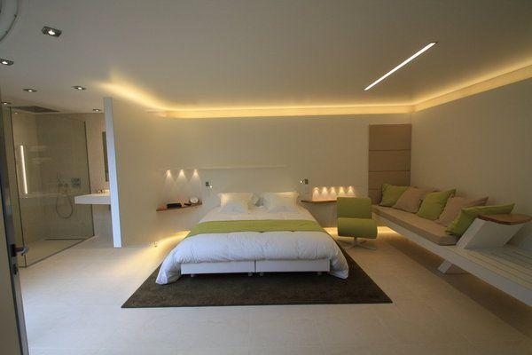 Aménagement d\u0027une chambre d\u0027hôtel par les architectes Boissière et