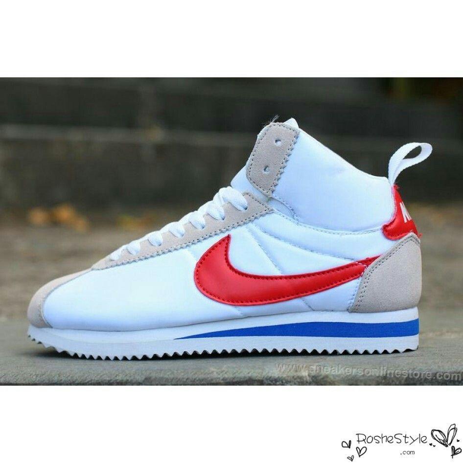 buy online e6425 c492c Nike Classic Cortez High Top