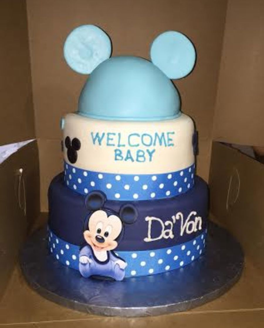 Find This Pin And More On Mickey Mouse Baby Party Ideas By Aistariana.