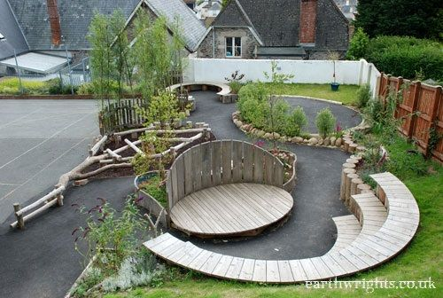 Inspired by nature | Playground, Woods and Natural