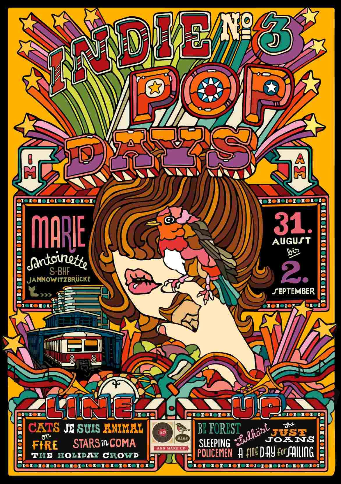 Pop Music Posters