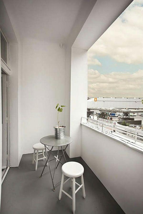 77 Praktische Balkon Designs   Coole Ideen, Den Balkon Originell Zu  Gestalten