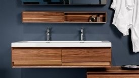 Wetstyle M4810 Wm 11 M Collection Wall Hung Bathroom Vanity In