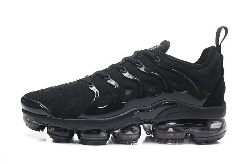 ed06ac9869a Nike TN Air Vapormax Plus Mens Womens Running Sneakers Shoes Trainers Black   fashion  clothing  shoes  accessories  mensshoes  athleticshoes (ebay link)