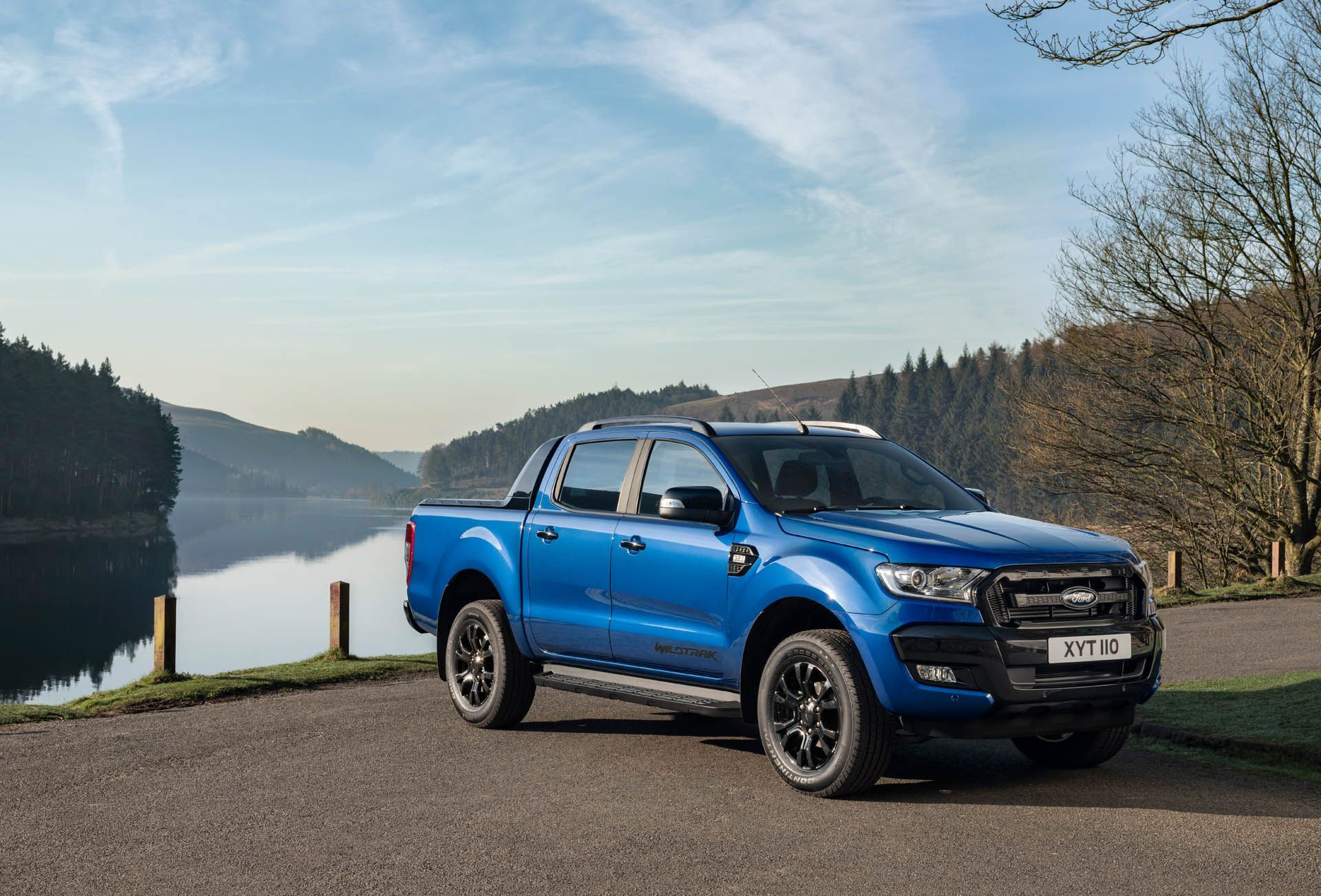Ford Ranger Wildtrak X Is Like A Declawed Raptor Ford Ranger