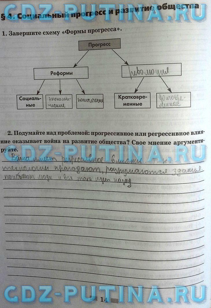 Гдз по географии 7 класс галай андриевская
