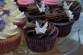 Chokolade cupcakes - The Hummingbird Bakery