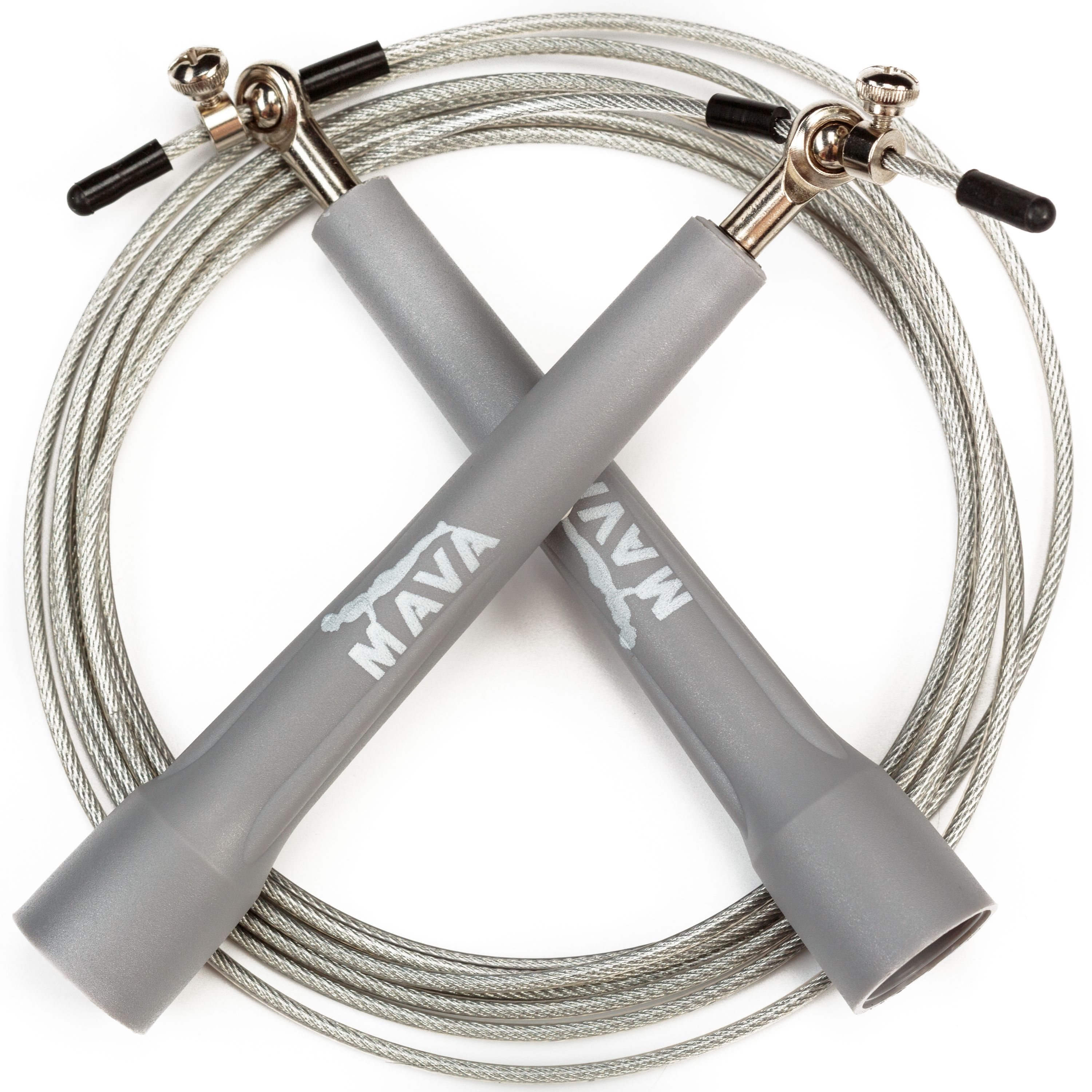 Mava Jump Rope Blue Speed Rope Jump Rope Workout Accessories